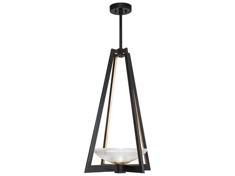 Fine Art Lamps Delphi 17'' Wide Glass LED Pendant