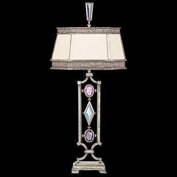 Fine Art Lamps Encased Gems 729810-1ST Table Lamp FA7298101ST