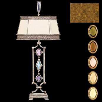Fine Art Lamps Encased Gems 730310-1ST Table Lamp FA7303101ST