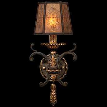 Fine Art Lamps Epicurean 406850ST Wall Sconce FA406850ST