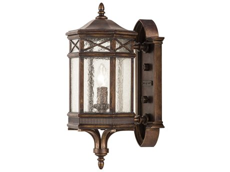 Fine Art Lamps Holland Park 844881ST Outdoor Wall Light