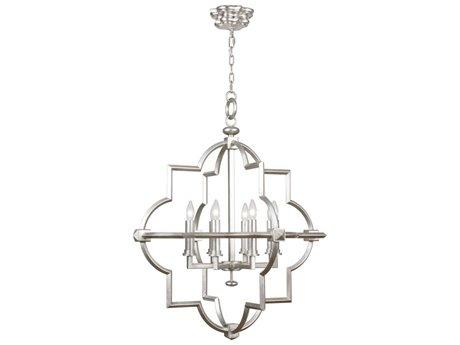 Fine Art Lamps Liaison 860040-2ST Eight-Light Pendant FA8600402ST
