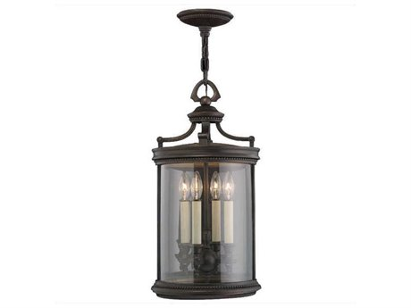 Fine Art Lamps Louvre 538282ST Four-Light Outdoor Hanging