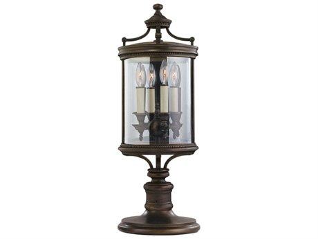 Fine Art Lamps Louvre 559483ST Four-Light Outdoor Post Light