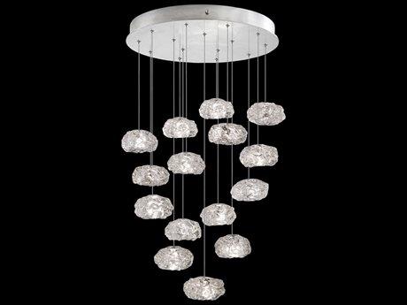 Fine Art Lamps Natural Inspirations 853140-11ST 15-Light Pendant