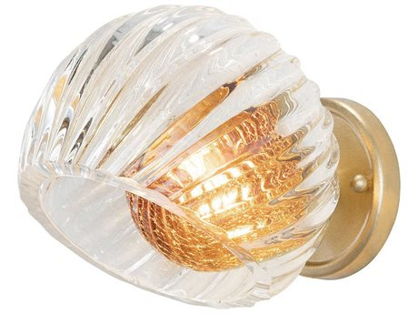 Fine Art Lamps Nest Glass Wall Sconce