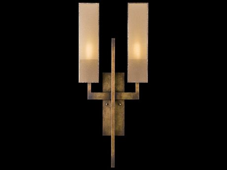 Fine Art Lamps Perspectives 789950GU Two-Light Wall Sconce FA789950GU