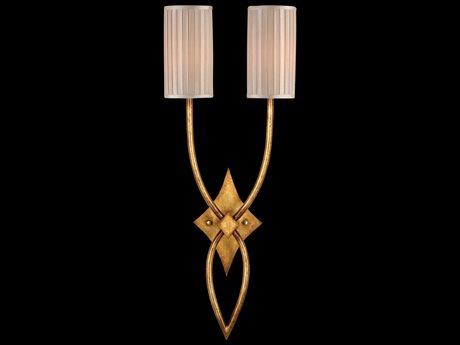 Fine Art Lamps Portobello Road 418850ST Two-Light Wall Sconce