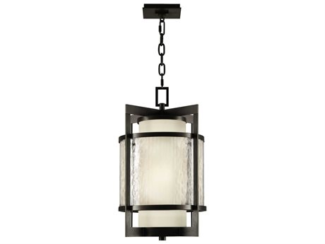 Fine Art Lamps Singapore Moderne Outdoor 817482ST Two-Light Outdoor Hanging
