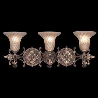 Fine Art Lamps Stile Bellagio 175550ST Three-Light Wall Sconce FA175550ST