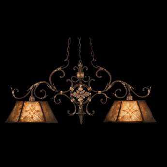 Fine Art Lamps Villa 1919 236840ST Two-Light 46'' Wide Grand Chandelier FA236840ST