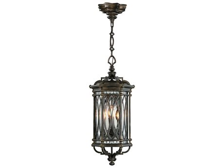 Fine Art Lamps Warwickshire 610882ST Four-Light Outdoor Hanging