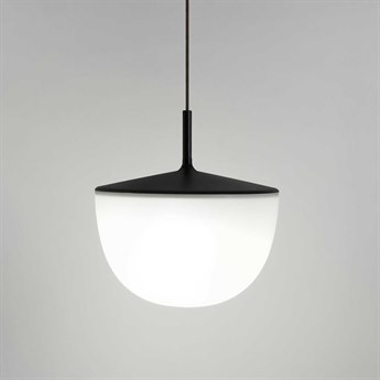 Fontana Arte Cheshire Three-Lights 14'' Wide Pendant Light FONUL4257