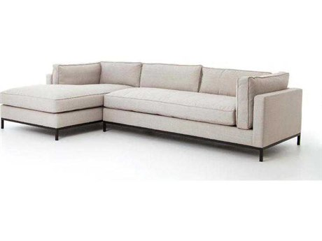 Four Hands Atelier Grammercy Two Piece Sectional Left Arm Chaise FSUATR001