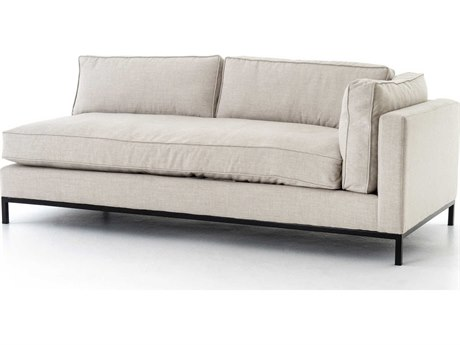 Four Hands Atelier Bennett Moon Right Arm Facing Sofa Couch