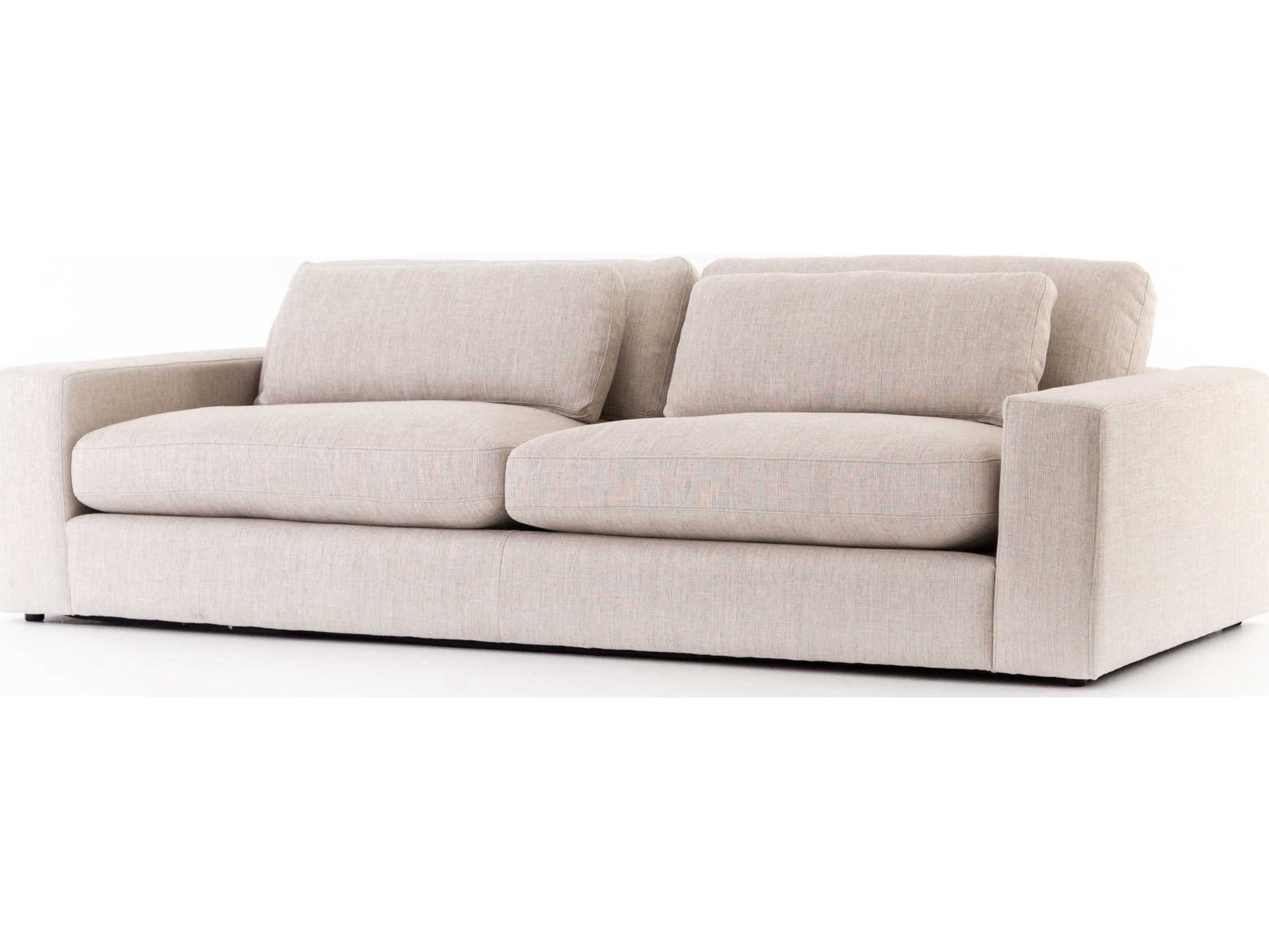 Pleasant Four Hands Atelier Essence Natural Sofa Couch Ibusinesslaw Wood Chair Design Ideas Ibusinesslaworg
