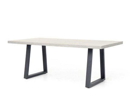 Four Hands Constantine 79 X 39 Rectangular Gray Cyrus Dining Table