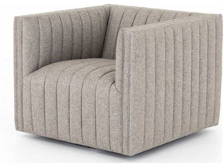 Four Hands Grayson Orly Naturalc Swivel Accent Chair