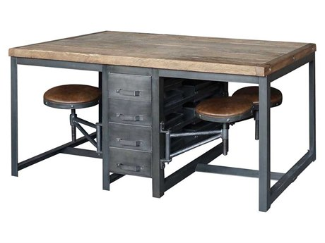 Four Hands Hughes Conference Table Desk FSCIMP2ERBBP