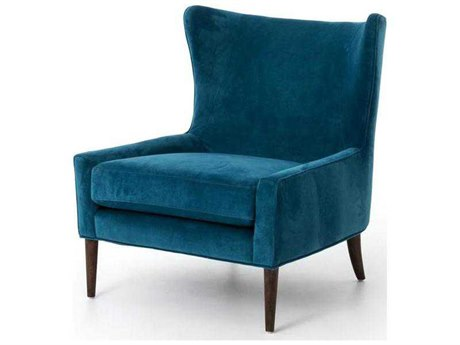 Four Hands Kensington Bella Bayoux Marlow Wing Chair FSCKENB7Y359