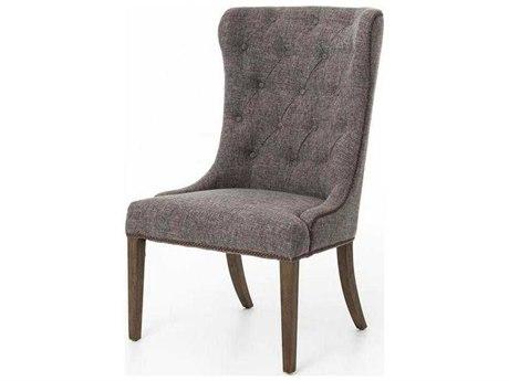 Four Hands Kensington Charcoal Elouise Dining Chair FSCKEN84C111