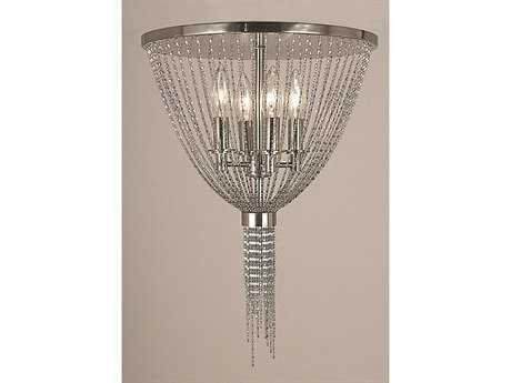 Framburg Arabesque Four-Light Flush Mount RM2299