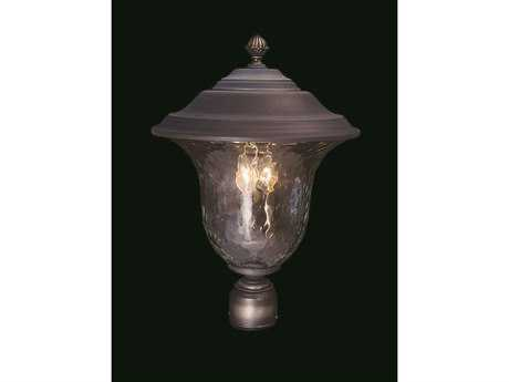 Framburg Carcassonne Three-Light Outdoor Post Light RM8332