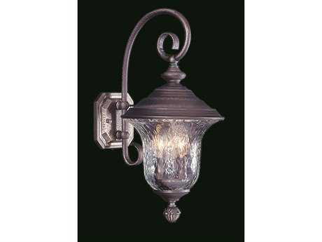 Framburg Carcassonne Three-Light Outdoor Wall Light