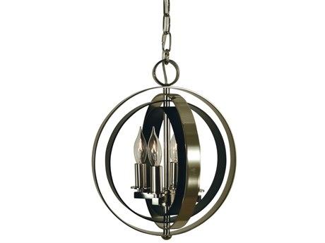 Framburg Constell 4-light 11'' Wide Mini Chandelier RM4650