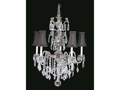 Framburg Czarina Five-Light 29'' Wide Chandelier RM9285