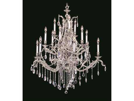 Framburg Czarina 15-Light 43'' Wide Grand Chandelier RM8425