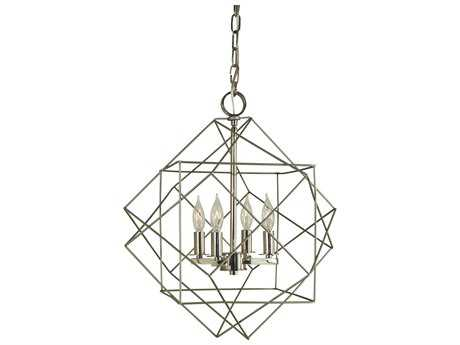Framburg Etoile Four-Lights 15'' Wide Mini Chandelier RM4704