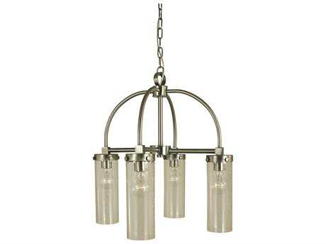 Framburg Hammersmith Four Lights 20'' Wide Mini Chandelier RM4439