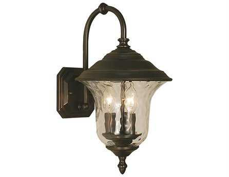 Framburg Hartford Three-Light Outdoor Wall Light RM1220