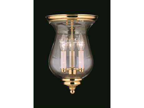 Framburg Jamestown Three-Light Semi-Flush Mount RM7572