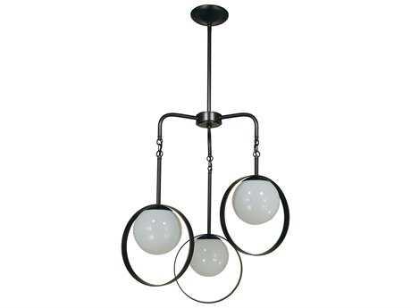 Framburg Orabelle Three-Light 24'' Wide Pendant Light RM4876