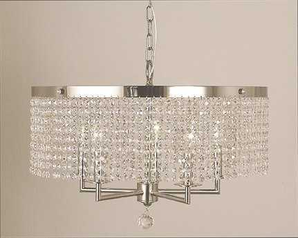 Framburg Princessa Five-Light 22'' Wide Chandelier