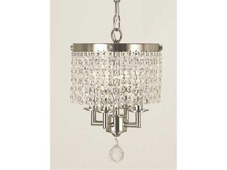 Framburg Princessa Four-Light 8'' Wide Chandelier RM2274