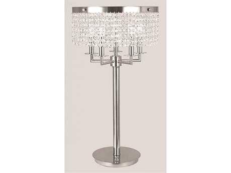 Framburg Princessa Portable Five-Light Table Lamp RM2277