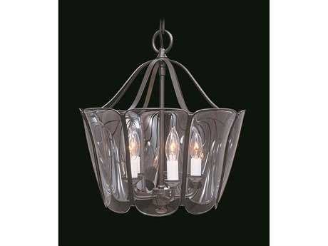 Framburg Yorkshire Five-Light 14'' Wide Mini Chandelier RM6750