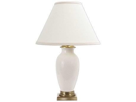 Wildwood Lamps Porcelain Dignified Rabbit Buffet Lamp
