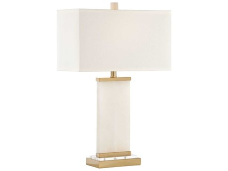 Frederick Cooper Natural White Buffet Lamp