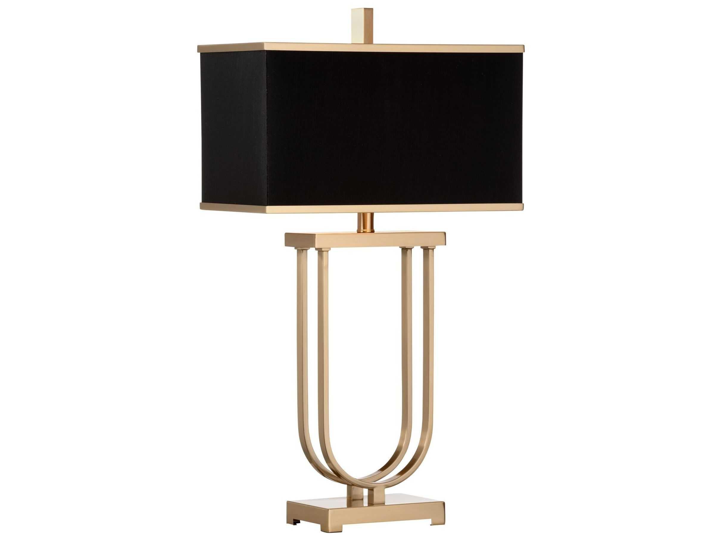 Frederick Cooper Antique Brass Buffet Lamp Fdc65563