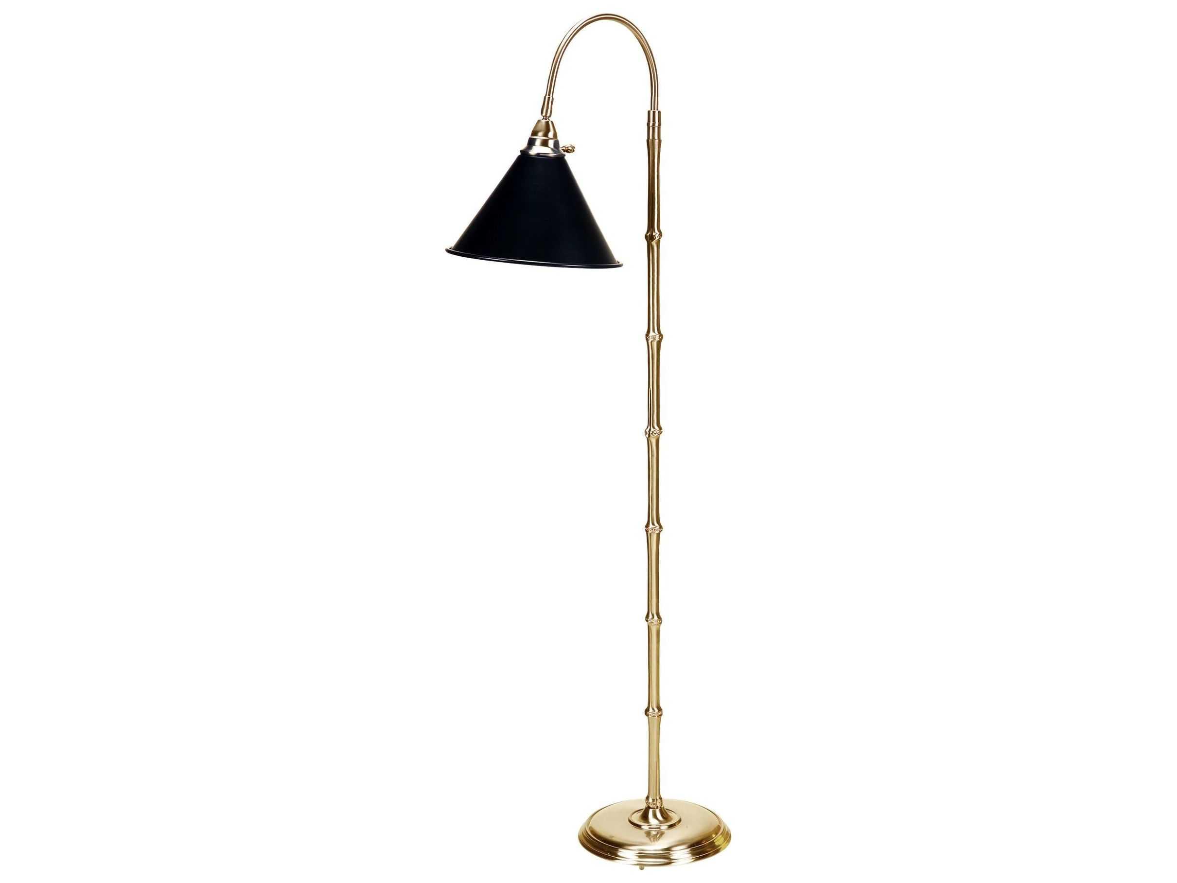 Antique Patina Floor Lamp