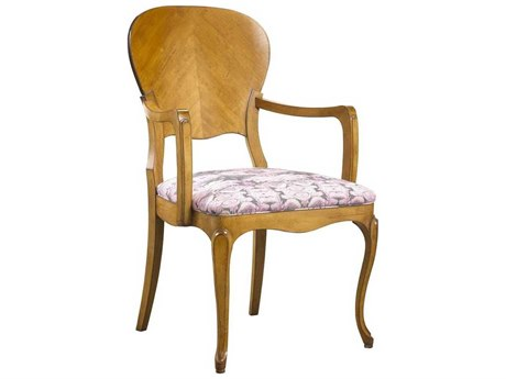 French Heritage Avenue Aged Cherry Eloise Dining Arm Chair FREA2327402ACH
