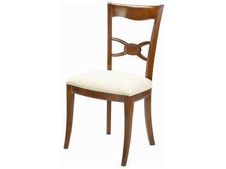 French Heritage Avenue Antique Cherry Colbert Dining Side Chair FREA23281102ANT