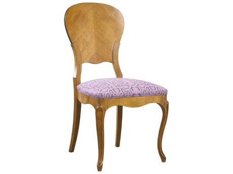French Heritage Avenue Aged Cherry Eloise Dining Side Chair FREA2328401ACH