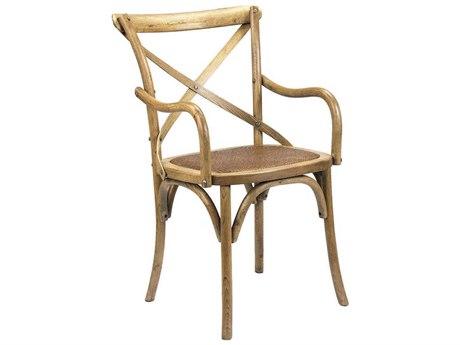 French Heritage Bosquet Light Oak Bosquet Dining Arm Chair FREM24271001LOK