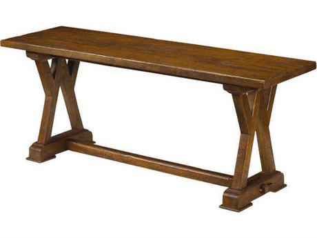 French Heritage Pyrenees Carcassone Dining Bench FREM25181201