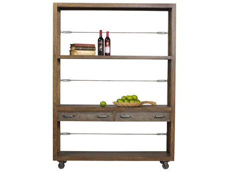French Heritage Pyrenees Ellis Bookcase FREM25491201